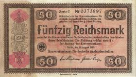 R.712a: Konversionskasse 50 Reichsmark 1934 (3)