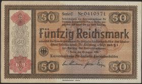 R.712b: Konversionskasse 50 Reichsmark 1934 (2)