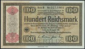 R.713E2: Konversionskasse 100 Reichsmark 1934 (1)
