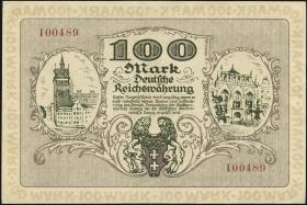R.792: Danzig 100 Mark 1922 (1)