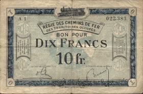 R.861a: Rheinland 10 Francs (1923) (4)