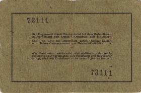 R.909a: Deutsch-Ostafrika 5 Rupien 1915 (3)