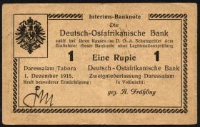 R.924i: Deutsch-Ostafrika 1 Rupie 1915 K (2)