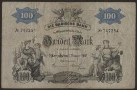 R-BAD 05a: 100 Mark 1907 (4)
