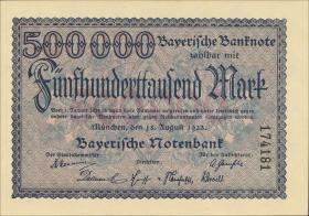 R-BAY 11: 500.000 Mark 1923 (1)