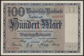 R-BAY 04: 100 Mark 1922 (1)
