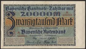 R-BAY 07a: 20000 Mark 1923 (2)