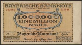 R-BAY 10: 1 Mio. Mark 1923 (3)
