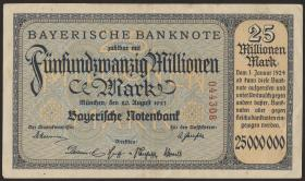 R-BAY 14: 25 Mio. Mark 1923 (3)