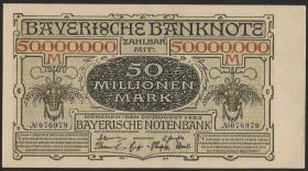 R-BAY 15: 50 Mio. Mark 1923 (1)