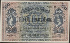 R-SAX 10a: 500 Mark 1922 (1)