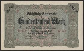 R-SAX 15: 100.000 Mark 1923 (1)
