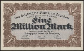 R-SAX 19d: 1 Mio. Mark 1923 (1)