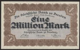 R-SAX 19e: 1 Mio. Mark 1923 (1)