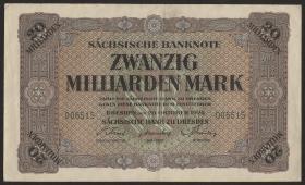 R-SAX 22: 20 Mrd. Mark 1923 (3+)