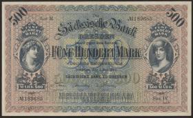 R-SAX 10a: 500 Mark 1922 (2)