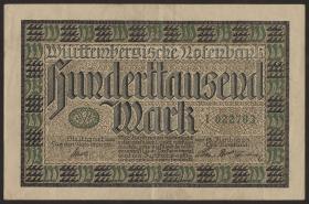 R-WTB 16: 100.000  Mark 1923 (3)
