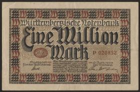R-WTB 17: 1 Mio. Mark 1923 (3)
