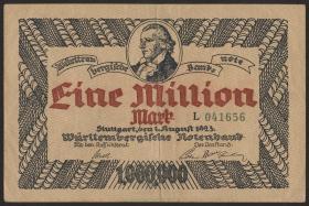 R-WTB 18: 1 Million Mark 1923 Schiller (3)