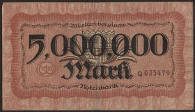 R-WTB 19: 5 Mio. Mark 1923 (3)