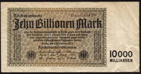 R.128e: 10 Billionen Mark 1923 (3)