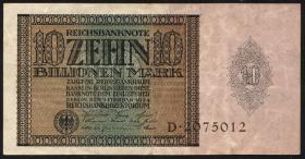 R.134: 10 Billionen Mark 1924 (3)