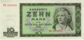 R.355b 10 Mark 1964 Y0 Ersatznote (1)
