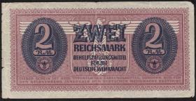R.506: Wehrmachtsausgabe 2 Reichsmark (1942) (4)