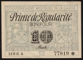 R.877: 10 Mark (1947) (1-)