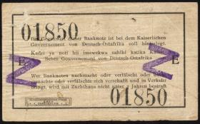 R.932c: Deutsch-Ostafrika 1 Rupie 1915 (3)