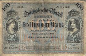 R-SAX 06b: 100 Mark 1890 (4)