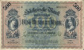 R-SAX 10a: 500 Mark 1922 (3)