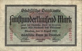 R-SAX 18: 500.000 Mark 1923 (3)