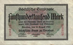 R-SAX 18: 500.000 Mark 1923 (2)