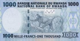 Ruanda / Rwanda P.31a 1000 Francs 2004 (1)