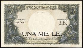 Rumänien / Romania P.052 1000 Lei 1944 (1/1-)