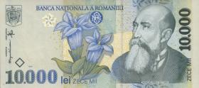 Rumänien / Romania P.108a 10000 Lei 1999 (1)