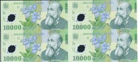 Rumänien / Romania P.112b 10000 Lei 2000 Polymer (1)