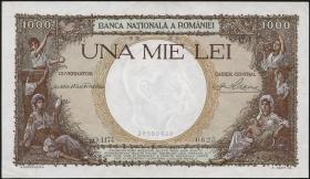 Rumänien / Romania P.047 1000 Lei 1938 (2/1)