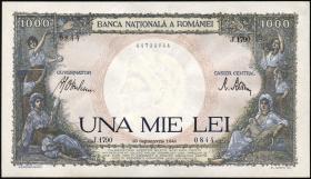 Rumänien / Romania P.052 1000 Lei 1941 (1)