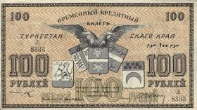 Russland / Russia P.S1168 100 Rubel 1918 (1/1-)