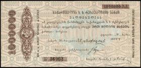 Russland / Russia P.S0768 1.000.000 Rubel 1922 (2+)