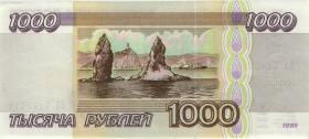 Russland / Russia P.261 1000 Rubel 1995 (2)