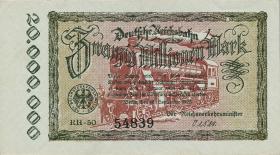 RVM-05a Reichsbahn Berlin 20 Millionen Mark 1923 (1)