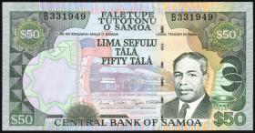 Samoa P.36 50 Tala (2006) (1)