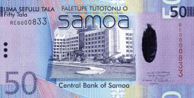 Samoa P.41 50 Tala (2008) (1)