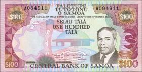 Samoa P.30 100 Tala (1990) (1)