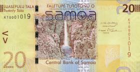 Samoa P.40a 20 Tala (2008) (1)