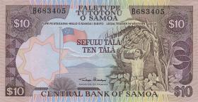 Samoa P.27 10 Tala (1985) (1)