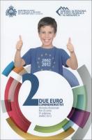San Marino 2 Euro 2012 Euro Bargeld